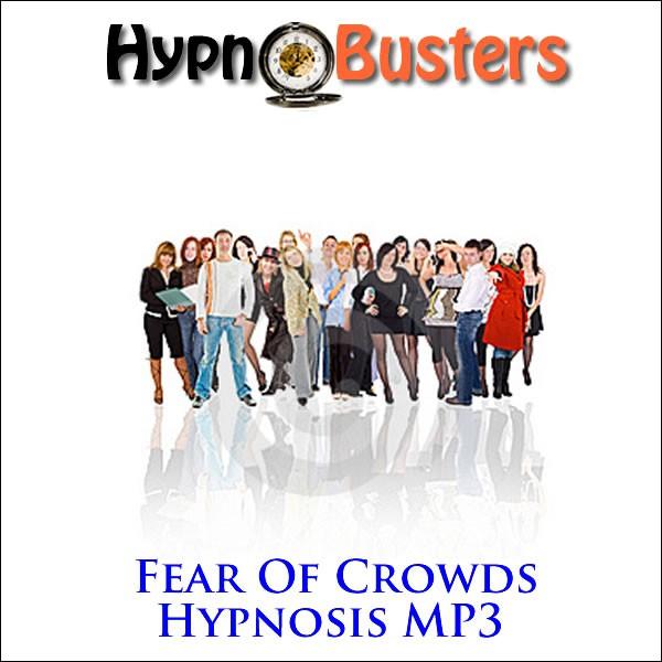 Fear of Crowds Hypnosis MP3